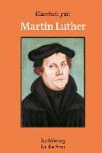 Genthe, Hans Jochen Klassisch gut: Martin Luther