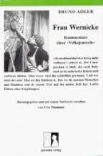 Adler, Bruno Frau Wernicke
