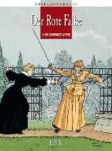 Cothias, Patrick Der Rote Falke 09. Die schwarze Witwe