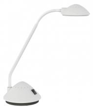 , Bureaulamp MAUL Arc LED wit
