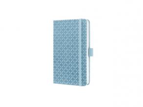 , Notitieboek Sigel Jolie Flair A6 lijn Sky Blue