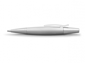 , Balpen Faber-Castell E-motion Pure silver