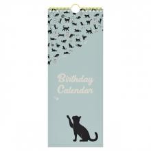 , Verjaardagskalender cats