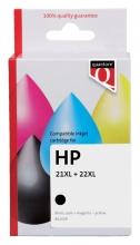 , Inktcartridge Quantore HP C9351CE C9352CE 21XL 22XL