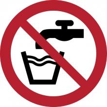 , Pictogram Tarifold geen drinkwater ø200mm