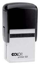 , Tekststempel Colop Printer 53 port betaald