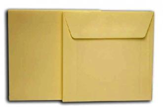 , Vierkante kaarten + enveloppen wit
