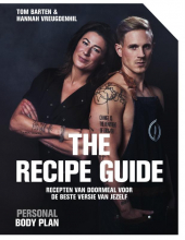 Tom  Barten, Hannah  Vreugdenhil Personal Body Plan - the recipe guide