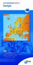 ANWB , ANWB Wegenkaart Europa 1