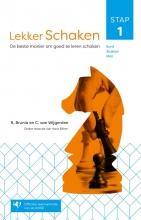 Cor van Wijgerden Rob van Brunia, Lekker schaken stap 1