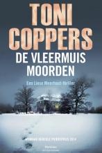 Toni Coppers , De vleermuismoorden