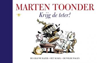 Marten  Toonder Alle verhalen van Olivier B. Bommel en Tom Poes 31 : Krijg de teter!