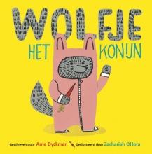 Dyckman, Ame Wolfje Konijn