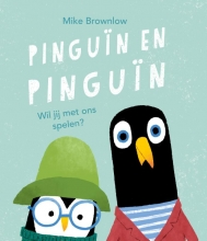 Mike  Brownlow Pinguïn en Pinguïn