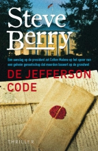 Steve Berry , De Jefferson code