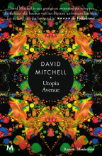 David Mitchell , Utopia Avenue