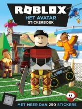 Craig Jelly , Het Avatar stickerboek