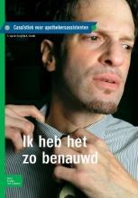 S. van der Krogt, A.  Starink, Ik heb het zo benauwd Casuïstiek voor apothekersassistenten