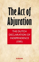 Stephen E. Lucas Martin Berendse, The act of abjuration