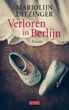 Marjolijn  Uitzinger Verloren in Berlijn