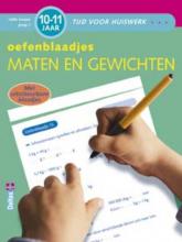 C. de Smet, L.  Jansen Oefenblaadjes maten en gewichten (10-11 j.)