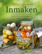Erika Casparek- Türkkan Petra Casparek, Compleet handboek Inmaken