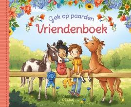 , Gek op paarden vriendenboek