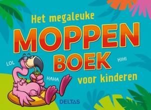 J. DE JAGER , Het megaleuke moppenboek voor kinderen