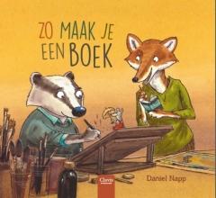 Daniel  Napp Zo maak je een boek
