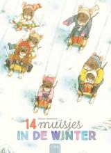Kazuo  Iwamura 14 Muisjes in de winter