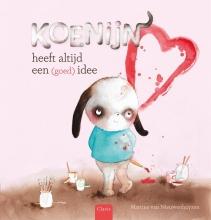 Martine van Nieuwenhuyzen , Koenijn heeft (altijd) een goed idee