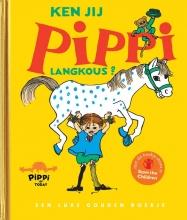 Astrid Lindgren , Ken jij Pippi Langkous?