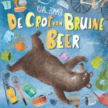 Yuval Zommer , De grot van Bruine Beer