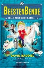 David  Baddiel Beestenbende