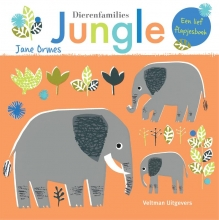 Jane  Ormes Dierenfamilies: Jungle