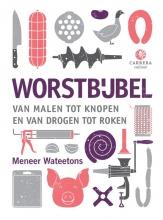 Meneer  Wateetons, Sjoerd  Mulder Worstbijbel