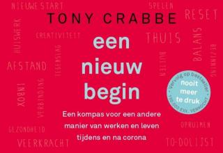 Tony Crabbe , Een nieuw begin