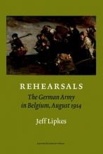 Jeff Lipkes , Rehearsals