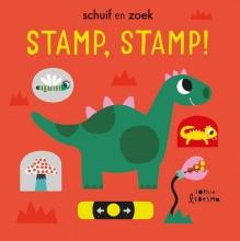 Isabel Otter , Stamp, stamp