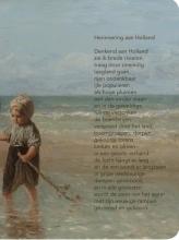 H.  Marsman Plint Paspoorthoesje H. Marsman Herinnering aan Holland Jozef Israels Kinderen der Zee 4190 4190