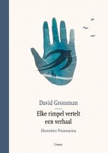 David Grossman , Elke rimpel vertelt een verhaal