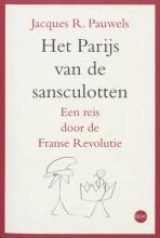 Jac.R. Pauwels , Het Parijs van de sansculotten