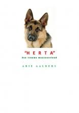 Arie  Aalders Herders- en wolfshond Herta