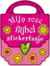 Mercer, Gabrielle Mijn roze Bijbel stickertasje