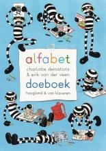 Erik van der Veen Charlotte Dematons, Alfabet doeboek