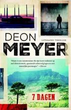Deon  Meyer Bennie Griessel 3 : 7 dagen
