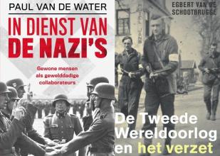 Egbert van de Schootbrugge Paul van de Water, Pakket Verraad en verzet - In dienst van de Nazi`s + WOII en het Verzet