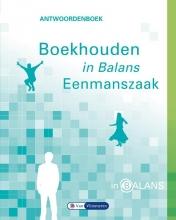 S.J.M. van Vlimmeren, Henk  Fuchs Boekhouden in balans Eenmanszaak Antwoordenboek