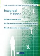 Tom van Vlimmeren Ton Bielderman  Theo Spierenburg  Sarina van Vlimmeren, Integraal in Balans Onderbouw havo/vwo Antwoordenboek