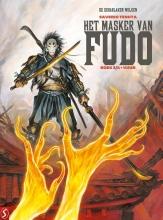 Saverio  Tenuta Vuur boek 3/4
